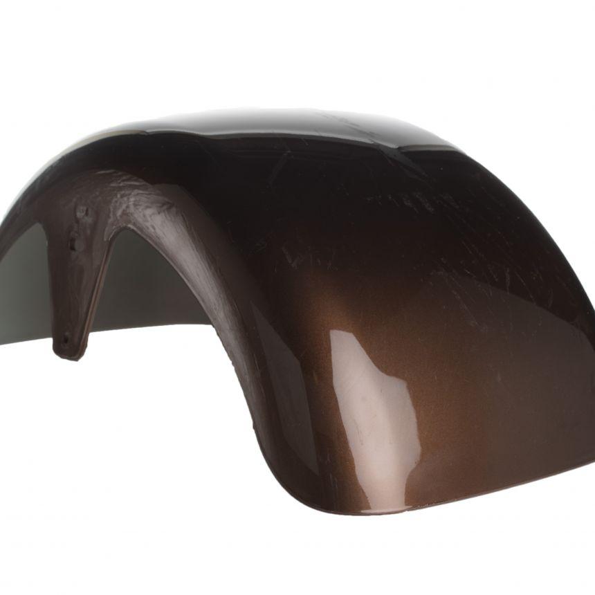 Kruiser: kiiltävä ruskea lokasuojapari