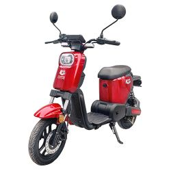Kontio e-Move, Red