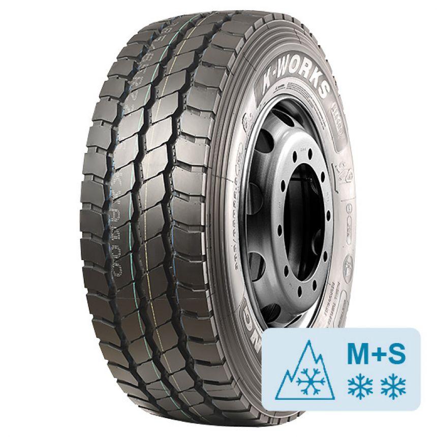 KXA400 Kuorma-autoon M+S 425/65-22.5 K