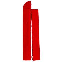 Lattialaatan reunapala, fire red naaras 6 kpl