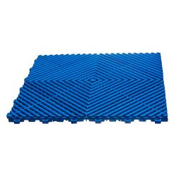 Lattialaatta, ocean blue 40x40cm 10x30 kpl